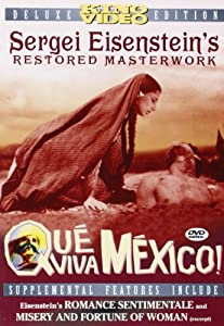 Que Viva Mexico [DVD] [1931] [Region 1] [US Import] [NTSC]