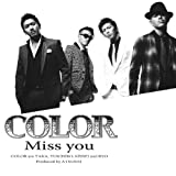 COLOR「Miss you」