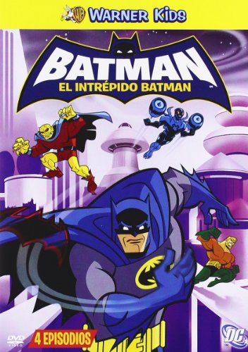 El Intrepido Batman Tem. 1 Vol. 4 [DVD]