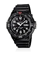 Casio Reloj con movimiento cuarzo japonés Unisex Mrw-200H-1B 38.0 mm