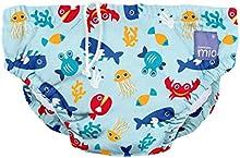Comprar Bambino Mio - Bebé Nadada Pañal Mar Azul Profundo 12-15kg 2+ años, extra grande