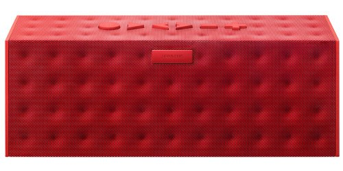 Jawbone Big Jambox Wireless Bluetooth Speaker (dot-red)