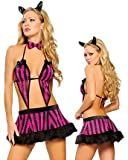Midnight Meow - Women's Cat Sexy Halloween Costumes