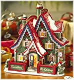 Department 56~North Pole~COUNTDOWN TO XMAS HEADQUARTERS