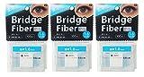 FD ブリッジファイバー クリア 1.6mm (眼瞼下垂防止テープ) 3個セット