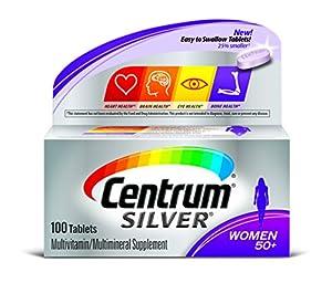 Centrum® Silver® Women 50+ 100 tabs