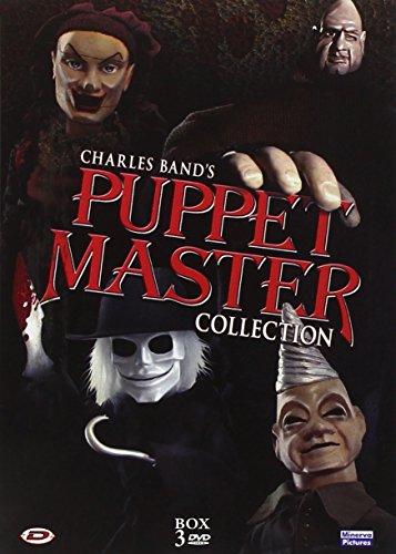Puppet Master Box (3 Dvd)