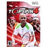 Top Spin 4 - Nintendo Wii by 2K Games