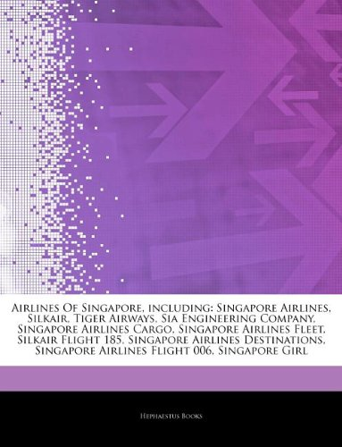 articles-on-airlines-of-singapore-including-singapore-airlines-silkair-tiger-airways-sia-engineering