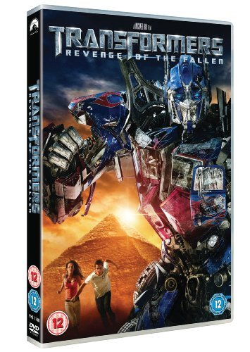 Transformers: Revenge of the Fallen (1-Disc) [DVD] by Shia LaBeouf