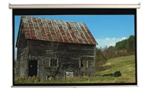 Mustang SC-M120D16:9 Manual Projection Screen 120-Inch, Matte White