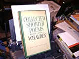 Collected Shorter Poems, 1927-1957 (0394403339) by Auden, W. H.