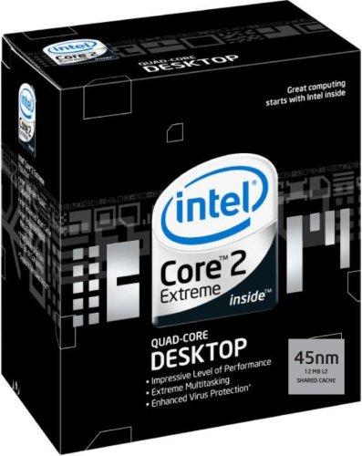 Core 2 Extreme QX9650