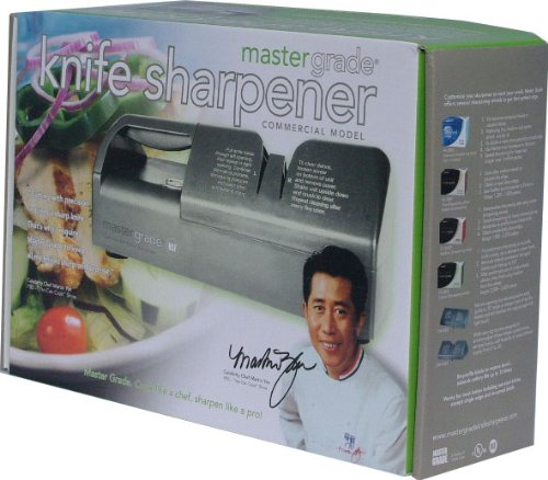 Master Grade Commercial Knife Sharpener Bundle Deal with Japanese Knives