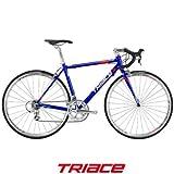 【NEW】TRIACEロードバイクS130-2014デュアルコントロール16SPEEDコストパフォーマンスモデルブルーメタリック (490mm(完成車+防犯登録))