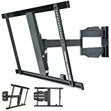 Duronic TVB301L TV Wall Mount 40&#34;-65&#34;- Ultra slim LED/Plasma/LCD Articulating TV Bracket 40&#34; 42&#34; 46&#34;47&#34; 50&#34; 55&#34; 60&#34; 65&#34;by Duronic