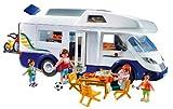 Playmobil - 4859 - Jeu de construction - Grand camping-car familial