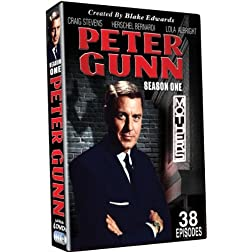 Peter Gunn - Season One