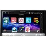 パイオニア カロッツェリア 7V型ワイドVGA地上デジタルTV/DVD-V/CD/Bluetooth/チューナー・スマートフォンリンクアプリケーションコントロールメインユニット SPH-DA99