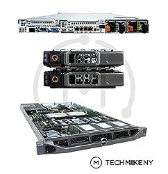 DELL PE R610 2x 3.07GHz 4 Core 48GB 2x 73GB 6iR (Certified Refurbished)