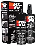 K&N 99-5000 Aerosol Recharger Filter Care Service Kit