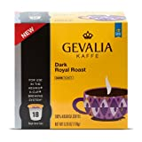 Gevalia Dark Royal Roast Coffee (1 Box of 18 K-Cups)