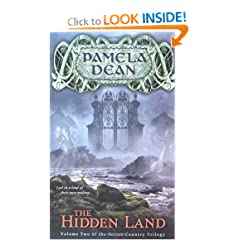 The Hidden Land (The Secret Country Trilogy, Vol. 2) by Pamela Dean
