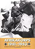 img - for Afrikakorps 1941-1943 (Trade Editions) book / textbook / text book