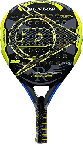 Pala de pádel Dunlop Revolution Tour 2.0 Yellow 2016