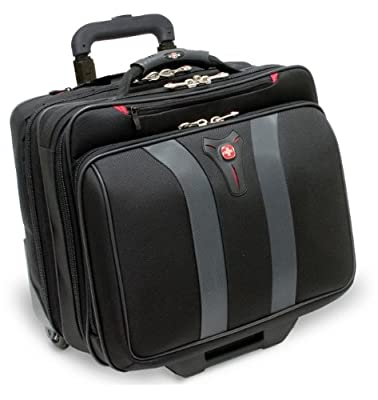 Wenger GA-7011-14 Granada Laptop/Notebook Roller Travel Case by Wenger