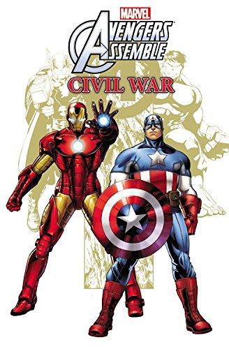Marvel Universe Avengers Assemble: Civil War (Marvel Adventures/Marvel Universe) (Marvel Civil War Marvel Universe compare prices)
