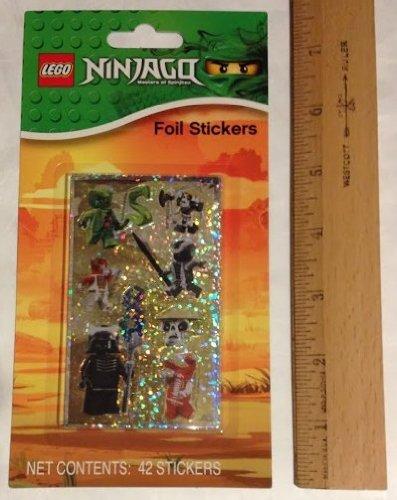 Lego NinjaGo Stickers