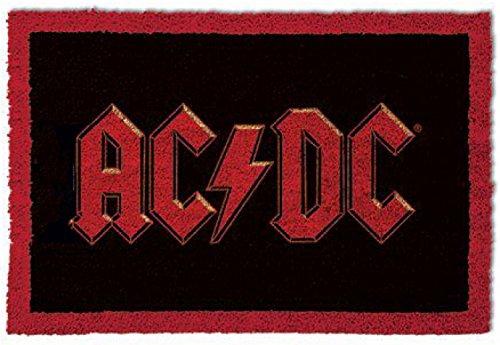 AC/DC - Logo Zerbino (60 x 40cm)