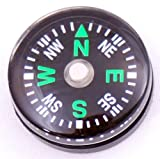 Wholesale Lot 48pcs 20mm Small Mini Compasses for survival kit