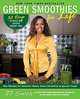 Book Cover: Green Smoothies for Life