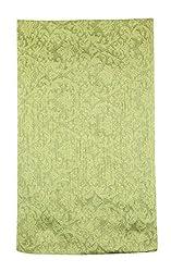 TYRA Men's Kurta Fabric (Green)