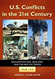 img - for U.S. Conflicts in the 21st Century [3 volumes]: Afghanistan War, Iraq War, and the War on Terror book / textbook / text book