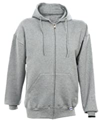Russell Athletic Men's Dri-Power Fleece Full Zip Hoodie