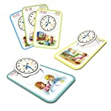 Tick Tock Puzzle Cards (32 Pieces) by Maxim