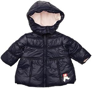 Chipie - Abrigo con capucha de manga larga para bebé