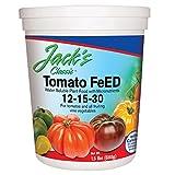 JR Peter's 51324 Jack's Classic 12-15-30 Tomato Feed, 1.5 lb.