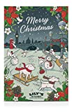 Lily's Kitchen Christmas Advent Calendar Gift for Dogs