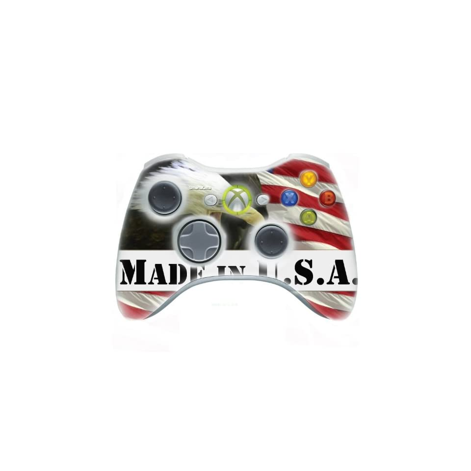 Flag MIU Xbox   10 Modes Rapid Fire Controller for Xbox 360 Wireless