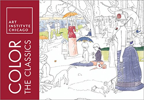 Color the Classics: Art Institute of Chicago