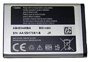 Samsung 800mAh Li-Ion Standard Battery for Samsung