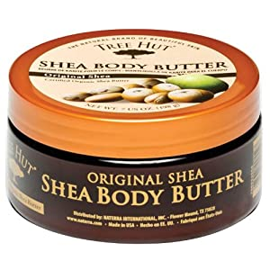 Tree Hut Shea Body Butter, Original, 7-Ounce Jars (Pack of 3)