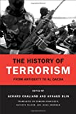 Book cover for The History of Terrorism: From Antiquity to al Qaeda