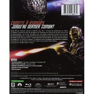 Star Trek - Enterprise - Saison 3 [Blu-ray]