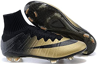 Nike Mercurial Superfly Leather FG Men Soccer Cleats