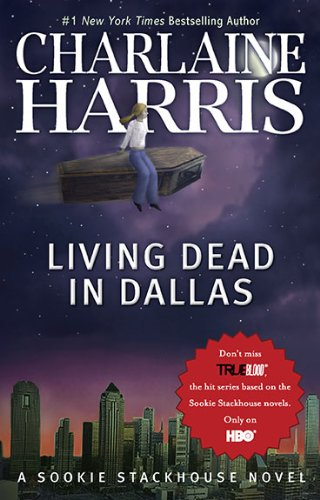 Living Dead in Dallas (Original MM Art) (Sookie Stackhouse/True Blood)